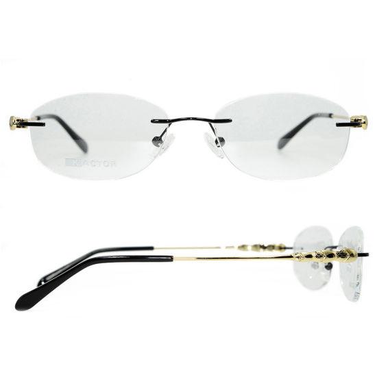 f0aa868c61 Hot Sale Metal Diamond Glasses Frame Fashion New Vogue Design Optical  Eyeglasses Frames for Women