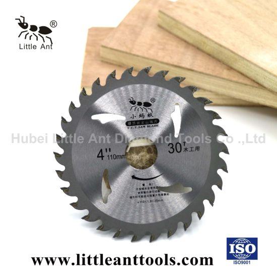 Carbide Cutting Blade Wood Tct Saw Blade 4'' Diamond Cutting Tools
