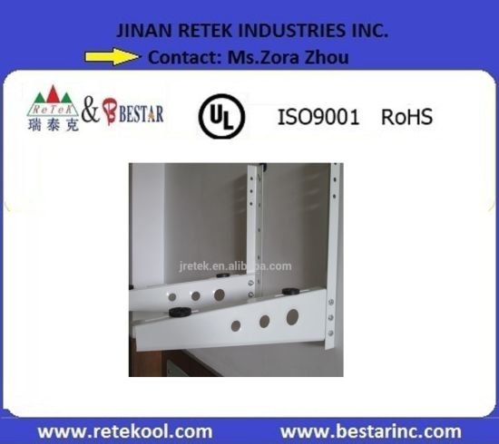 B Type Adjustable Wall Mounted AC Bracket for Outdoor Unit