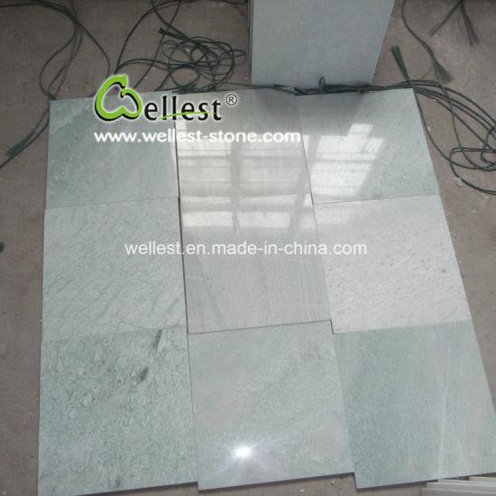 Verde Ming Green Marble Slabs Tiles