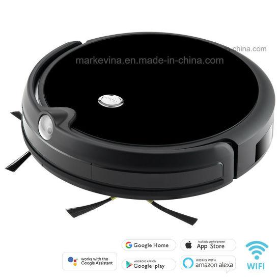 Smart Robot Vacuum Cleaner Auto Rechargeable