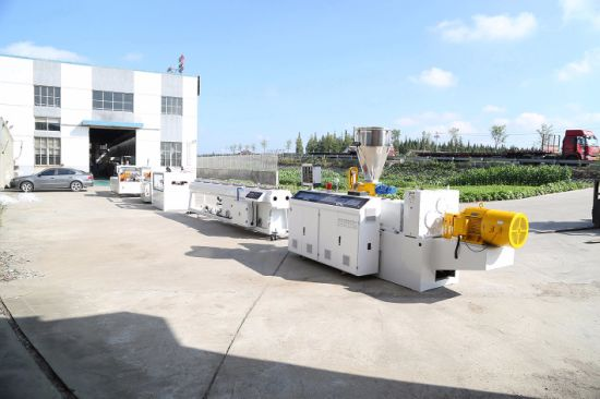 Hot Selling PPR/PE Pipe Production Line pictures & photos