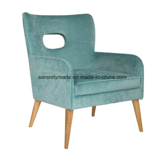 Outstanding China Best Price Modern Wooden Frame Velvet Upholstered Andrewgaddart Wooden Chair Designs For Living Room Andrewgaddartcom