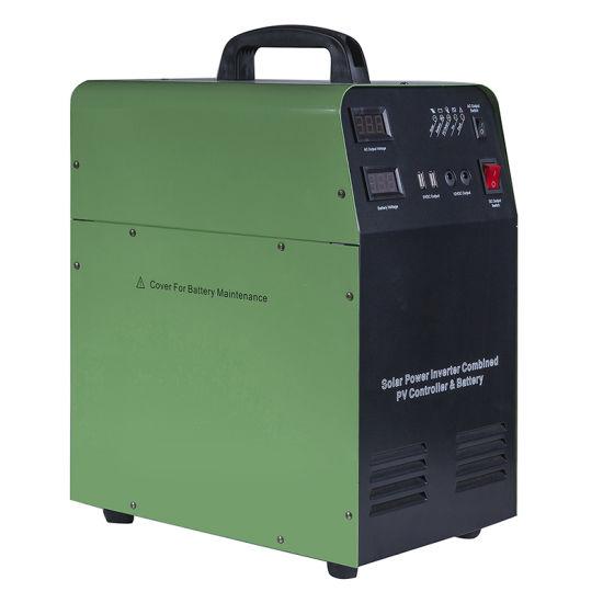 Al Solar AC/DC Power System Supply for Small Solar Power Applications