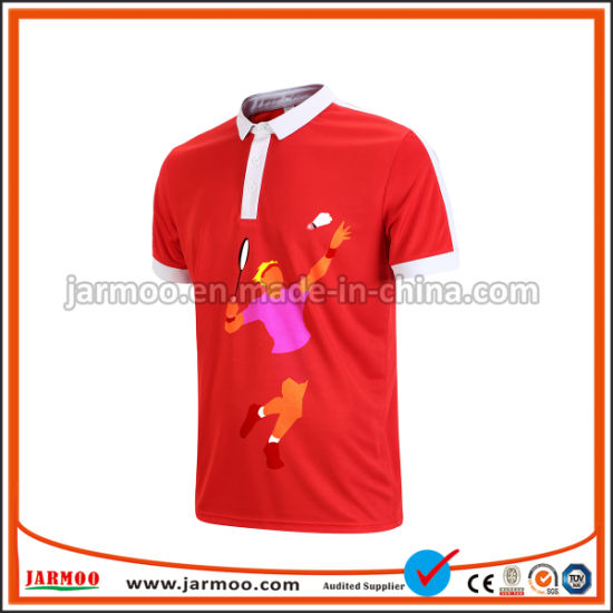 4bf7c75a High Quality New Arrive Polo T-Shirts Men′s Clothing Available Custom Logo