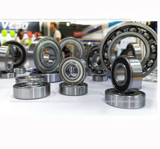 4mm Diameter Chrome Steel G10 Ball Deep Groove Radial Ball Bearings