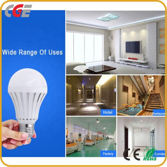 E27 E26 B22 5W 7W 9W 12W 15W AC85-265V LED Bulb Night Rechargeable LED Emergency Lights