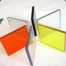 One Layer Acrylic PMMA/ABS Sheet for Sanitary