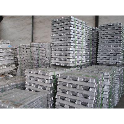Aluminum Ingots 99.5 99.9% Aluminum Alloy Ingot Zinc Ingot Magnesium Ingot with Factory Direct Sales in China