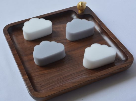 "Nano Eraser Magic Sponge ""Cloud"" Shape 20pk/Pack"