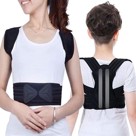 Neoprene Back Brace Support Belts Posture Corrector
