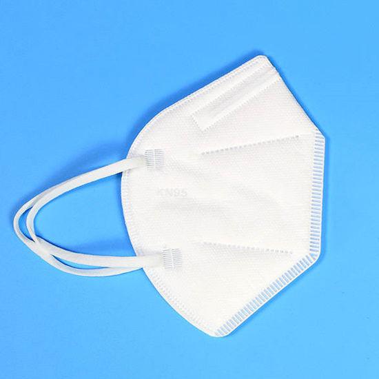 Kn95 Folding Prevent Pm2.5 Dust Protective Masks