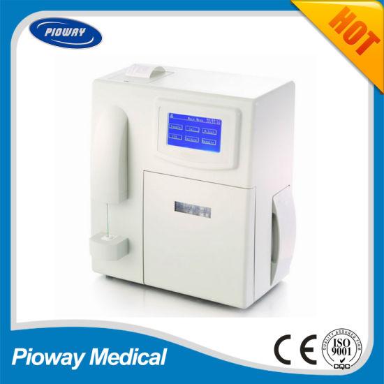 Hospital Medical Clinic Blood Gas Analysis Machine / Electrolyte Analyzer (XI-921E)