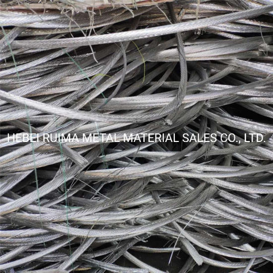 High Quality 6063 Round Square Aluminum Wire in Coils