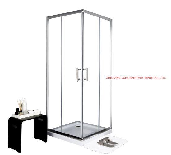 Simple Shower Enclosure for Bathroom Shower