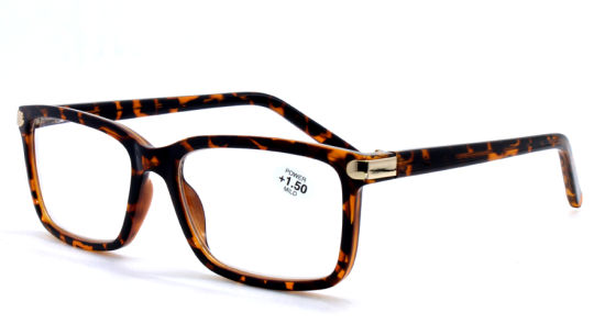 Hot Sale Reading Glasses Frame Fashion Cheap Custom Brand Logo Glasses Pretty Cp Injection Reading Glasses