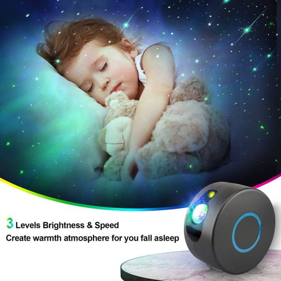 New Product Colorful Projection Lamp Galaxy Light Projector LED