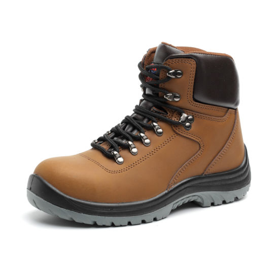 Nubuck Leather High Quality Safety