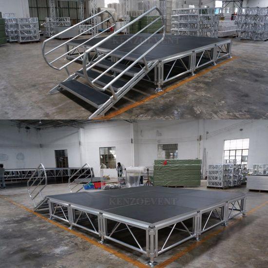 Chinese Supply Portable Modular Stage Deck Platform Aluminum