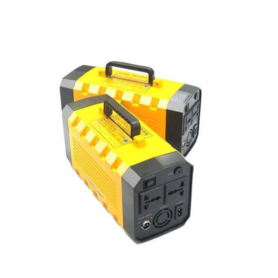 Solar Power Storage 20ah 80ah Supply Lithium Battery Pack Portable