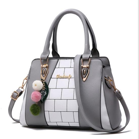 324333549ae0 PU Leather Handbags Casual Women Shoulder Bag Designers Ladies Handbags. Get  Latest Price