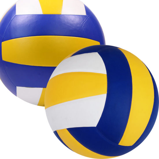 Fashion Design Cheap Size 5 Promotional Volleyball