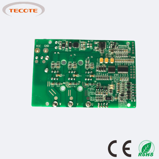 China Electric Cropper Motor Control Circuit DC 48V - China DC