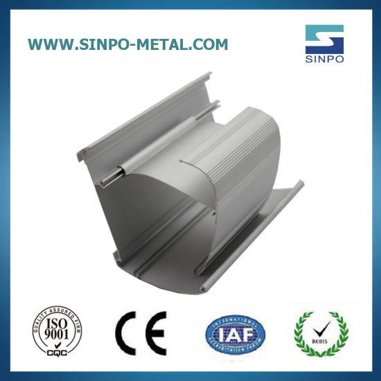 Aluminum Alloy Slid Products with Anodization