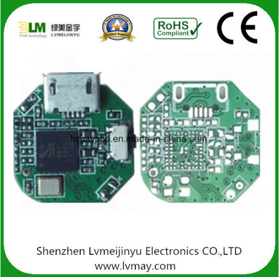 6 Layers Green Oil PCB Board for Bluetooth Headset