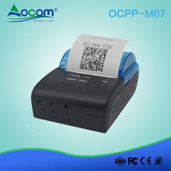 China 58mm Mini Portable Bluetooth Thermal Printer - China