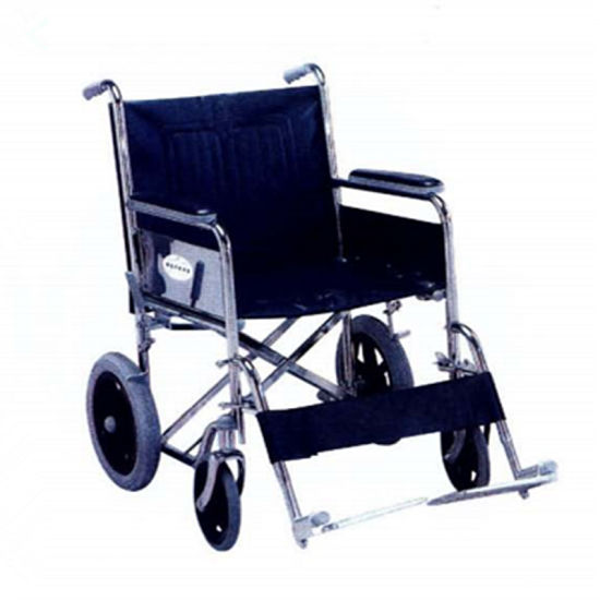 "Foshan Hot Sales Good Quality Steel 14"" Child Wheelchair"