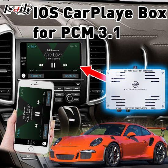 China Plug & Play IOS Carplay Box for 2010-2016 Porsche