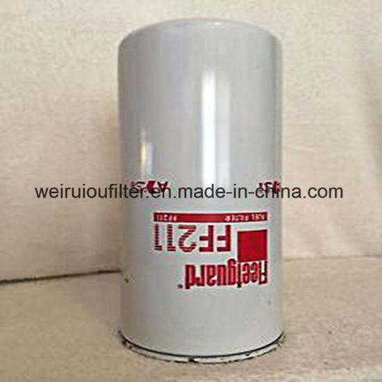 fleetguard fuel filter element generator set diesel filter ff211
