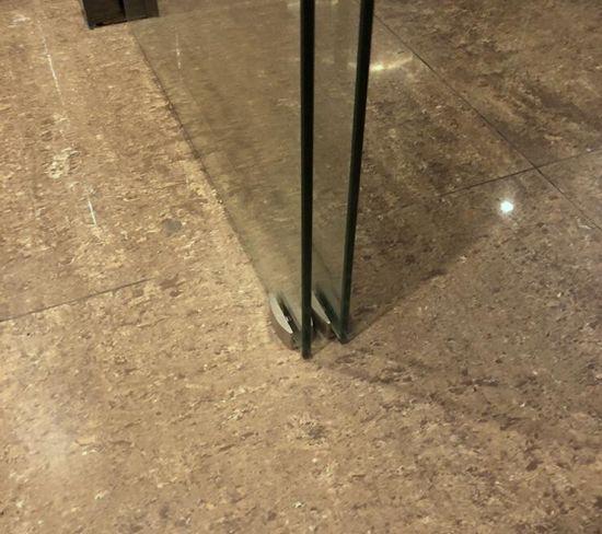China Hot Sale Frameless Glass Corner Entry Shower Enclosures ...