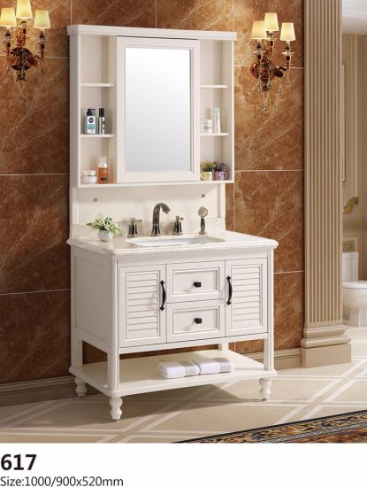 Hot PVC Bathroom Cabinet with Good Price &Fine Quality