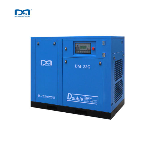 2018 New! ! ! Best Price with Good Quality Industrial Screw Air Compressor From 5.5kw to 400kw with Belt Driven & Direct Driven pictures & photos