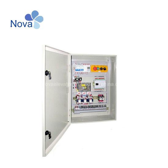 Vvvf Monarch Elevator Controller Cabinet for Elevator Machine