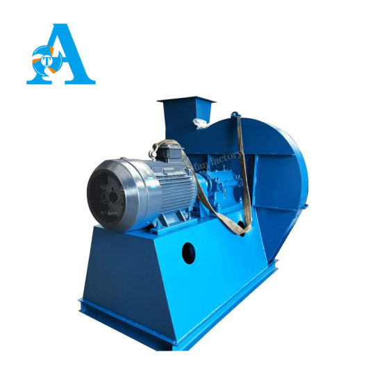 Induced Exhaust Backward Curved Centrifugal Fan/High Temperature High Pressure Fan Blower for Boiler/Kiln From OEM