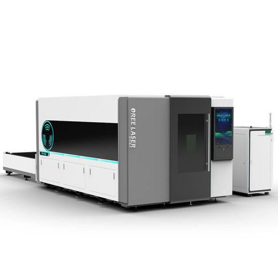 6000W Fiber Laser Cutting Machine for copper laser cutting machine Metal Laser cutter Stainless Steel Cut