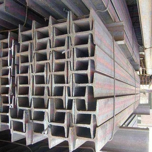 Hot Rolled ASTM A36 Ipn 400 Steel H Beam / Beam Steel I-Beam pictures & photos