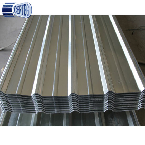 Heat Resistant Metal Corrugated Roofing Sheet