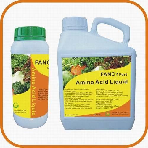 China Micronutrient Fertilizer Liquid Plant Fertilizer Liquid Amino