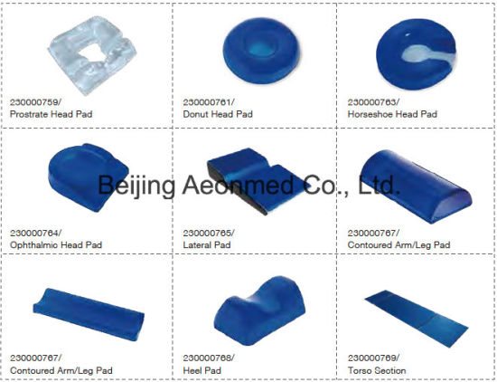 Gel / Silicon Pad for Operating Table pictures & photos