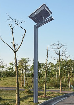 Outdoor Solar LED Aluminum Square Garden Waterproof for Lighting