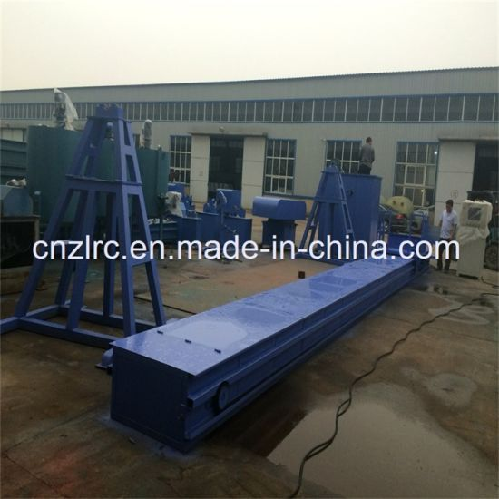 China FRP Tank Equipment Fiberglass Vessel Winding Machine
