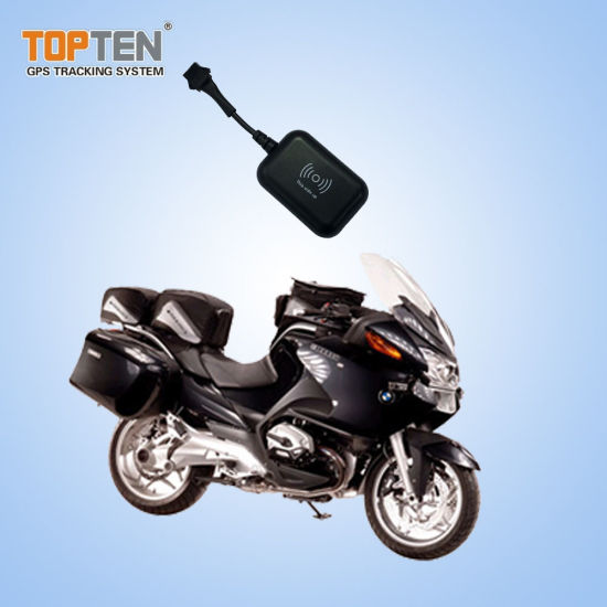 2g Waterproof GPS Tracking Device Motorcycle GPS Tracker Car Alarm Cut off Engine (MT05-KH)