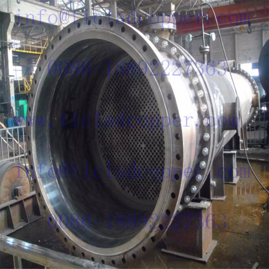 Titanium Sheel Tube Heat Exchanger pictures & photos