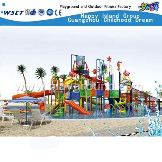 Water Spray Fiber Glass for Water Park Playground (HD-6101) pictures & photos
