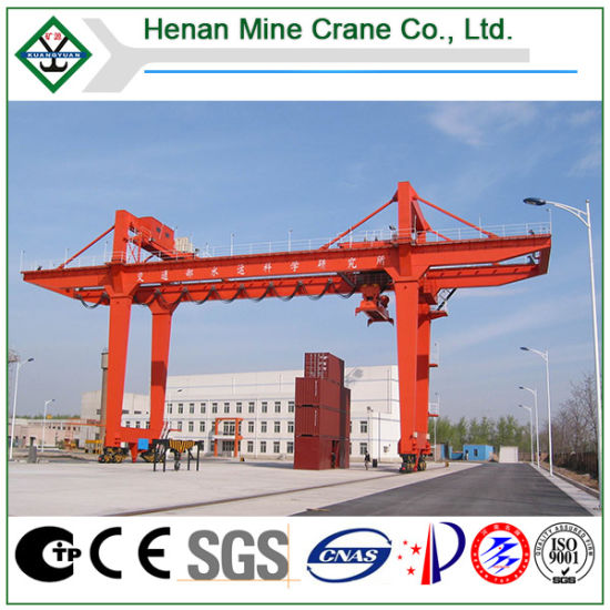 Double Girder Gantry Crane-Container Gantry Crane