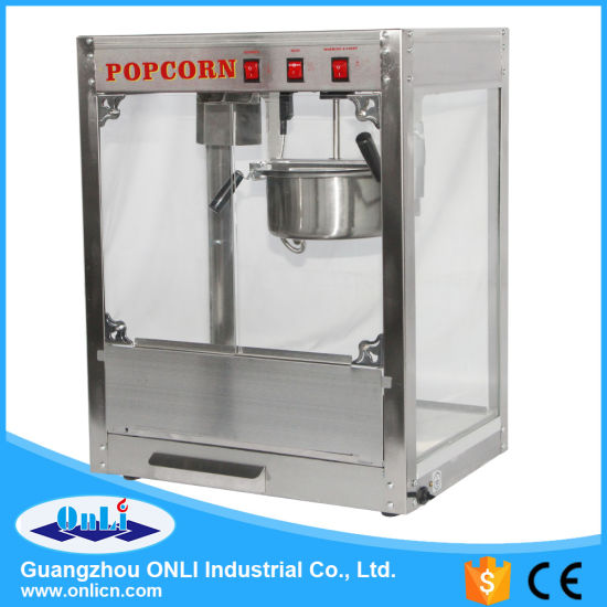 Stainless Steel 8 Oz Popcorn Machine pictures & photos